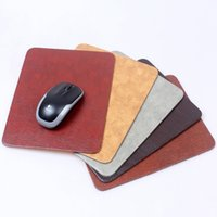 Wholesale Extra large and lovely customized advertising hand to support computer leather mouse pad manufacturers offer special keyboard pads