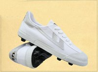 Wholesale 2015 new original authentic sports shoes breathable and comfortable shoes soccer shoes running shoes retail and