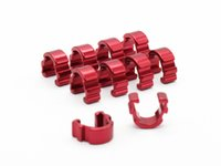 hose clip - Bicycle Parts Bicycle Brake CNC mountain bike road bicycle for brake cable derailleur line Hydraulic Cable Housing Hose guide C Clip
