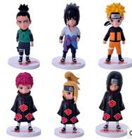 animated sasuke - Animated cartoon hand do naruto figures generation six naruto sasuke organize children s toys furnishing articles T3265