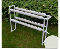 aircraft tubes - hydroponics system watering kit layers tubes holes vegetable equipment box bowl aircraft machine size cm