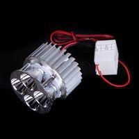 Wholesale Universal Motorcycle Spot Lights LED K Car Fog Light Highlight V W Bike Driving Lamp