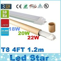 Cheap T8 led tube t8 18w 120cm Best 18W 22W SMD 2835 led tube t8