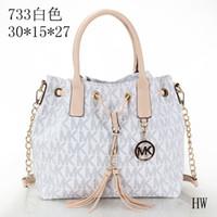 acrylic fabric - New Style MK messenger bag Totes bags PURSE women MK handbag PU leather bag portable MK shoulder bag cross body bolsas women MK bag