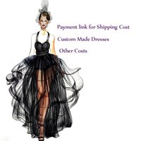 Wholesale special link for rush orders plus size dresses over W complicated alterations the total price is