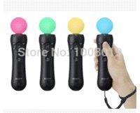 Envío libre para PS3 PlayStation 3 Motion Controller Juego Mover controlador inalámbrico Bluetooth derecho con el empaquetado al por menor