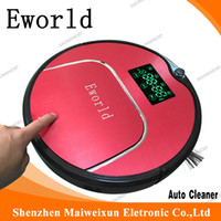 battery vacuum cleaners - Free to USA Eworld M883 Featured Multifunctional Robot Vacuum Cleaner for family With mHa battery Mini Vacuum Cleaner with Mop