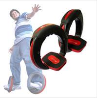 al por mayor rueda de patines órbita-Orbitwheels ruedas patineta Sport Skate Jabalí órbita rueda iluminación rueda PU suave rueda Whirlwind ronda