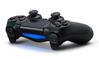 Wholesale High quality Game Controller PS4 Wireless Bluetooth USB PlayStation Wired Gamepad Joystick Dualshock Android Video Controllers Cable games