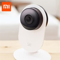 Wholesale Brand Xiaomi camera Mi IP camera wifi wireless XiaoYi HD P micro mini camera Yi CCTV Ant home video security surveillance cam