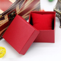 Wholesale Fashion Present Gift Boxes Case For Bangle Jewelry Ring Earrings Wrist Watch Box