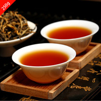 Wholesale YunNan dianhong black tea piece Gift Tea Food new tea Chinese Organic Tea farmers direct marketing DH001