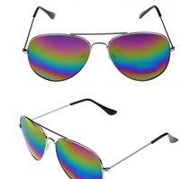 Cheap 2015 NEW free shipping 100PCS hot sale classic style sunglasses women and men modern beach sunglasses Multi-color sunglasses