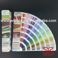 Wholesale 2016 New No GP1601 books C U kinds of PANTONE colors PANTONE FORMULA GUIDE Solid Coated Solid Uncoated