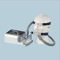 Wholesale BY Dreamy C01 CE Approved Portable Sleep Apnea CPAP Machine Breathing Apparatus CPAP Machinewith Nasal Mask Headgear Tube Bag