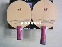 Wholesale On Sale Latest Butterfly AMULTART Racket Table tennis blade Horizontal grip handle FL Straight grip handle CS