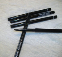 Wholesale 12pcs Makeup Rotary Retractable Black Eyeliner Pen Pencil Eye Liner
