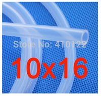 Wholesale 10x16mm Silicone Rubber Tube Medical Use FDA Silicone Pipe Garden Hose Reels