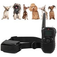 Wholesale M81 m Levels LCD Remote Control Remote Dog Training Collar Water Resistant Dog Training Collar for Dog V