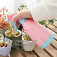Wholesale Candy colored Watering The Flowers Pouring Water Bottle Watering Can Sprayer Spray Bottle Watering Pot Plants