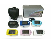 Wholesale Hot sale Finger digital Pulse Oximeter with CE and FDA Certificate