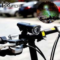 cree q5 bike light - Nice Bicycle Front Light Bike Light CREE Q5 Zoom Flashlight Mini Torch W LED Cycling Bike Bicycle Front Head Light With Mount