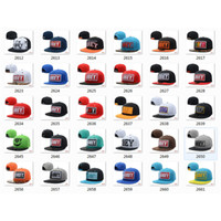 Wholesale New Arrival Printing Hip Hop Caps Promotion Embroidered Hats For Men Newly Flex Fit Sport Hats Common Size A404