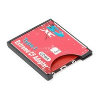 Wholesale NEW SD SDHC SDXC To CF Compact Flash Memory Card Adapter Reader YKS