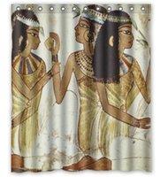 bathrooms egypt - Custom Home Decor Egypt Fabric Moden Shower Curtain bathroom Waterproof quot x72 quot