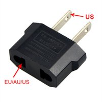 Wholesale Universal EU US AU To US Plug Travel Wall AC Power Charger Outlet Adapter Converter