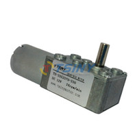 Wholesale DC motor metal gear V rpm electric geared worm motor rated torque kg com