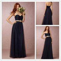 aqua blue wedding dresses - Sexy Aqua Blue Bridesmaid Dresses Long Sash Sweetheart Floor Length Formal Women Wedding Dress Bridesmaid Party Gown Vestidos Damas de Honor