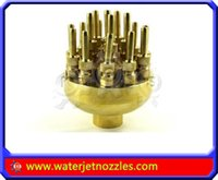 Wholesale 1 quot DN25 adjustable High Quality Layers Fountain Nozzle