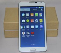 Wholesale USB inch n9006 Dual Core MTK6572 NOTE Android Smart Cell Phones G RAM G ROM WIFI G Unlocked