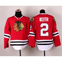 Wholesale Blackhawks Duncan Keith Red Hockey Jersey All Team Players Shirts Top Quality Outdoor Uniforms Cheap Sportswear Mens Sports Jerseys