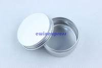 tin crafts - Cosmetic Empty Lip Balm Pots ml Small Aluminium Lip Gloss Tins Pot Jars Craft Nail Art Makeup