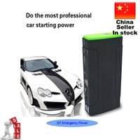 Wholesale Q7 Mini Car Jump Starter v mAh Battery Portable Multi function jump starter Mobile phone power bank