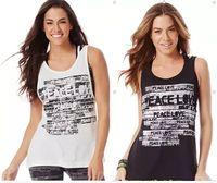 fitness tank tops - Hot Fitness Wear Brand New samfitness clothes Women Tank tops vest