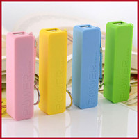 Wholesale Perfume Power Bank mAh External Chargers Portable Battery Charger Powerbank For SAMSUNG IPHONE s C Nokia With USB Cable