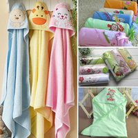 Wholesale Baby Blankets Kids Girls towel robe boy bath towel blankets kid bath towels Children s Towels in z