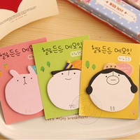 Notes avatar post - Sticky Notes New Fashion Cute Cartoon Avatar Post It Bookmark Marker Memo Flags Sticker Notes Notepads