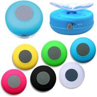 bathroom accessories - Best Selling Waterproof Bluetooth Speaker Used In Bathroom Car Handsfree Receive Call Music Smartphone Accessories