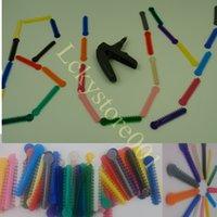 Wholesale Mixed Colors Dental Orthodontic Elastic Ligature Ties Ligature Gun Dentist Lab Product Dispenser Quality Guarantee