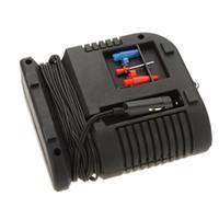 Wholesale 250PSI Portable Auto Car Inflatable Pump Air Compressor V Bike Ball Raft Mini Tyre Air Compressor Pumps with Adaptor Kit order lt no tra