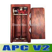 Others apc pricing - Good Price APC V2 box wood mod Dual wood mod suit for all kinds of rda huge vapor