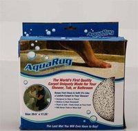 aqua mat carpet - Non Slip AquaRug Carpet Aqua Rugs Mat For Shower Bath Water Area Bathroom Safe With Logo Packing
