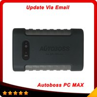 autoboss pc max - 2015 Hot selling Autoboss PC MAX PC MAX Wireless VCI Professional Updated BY email Autoboss Diagnostic Scanner DHL free