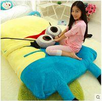 activity mats - Activity eye Little yellow people Small cartoon sleeping pad mattress mats beanbag tatami personality gift