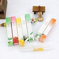 Wholesale New Cuticle Revitalizer Oil Nail Art Treatment Manicure Soften Pen Tool Nail cuticle Oil
