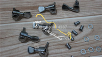 Wholesale pc Chrome Guitar Tuning Pegs GROVER Tuning Pegs L R guitar parts In Stock